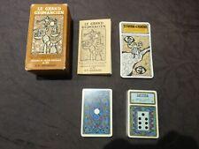 Le grand geomancien Grimaud Cartomancie Tarot divinatoire voyance neuf blister
