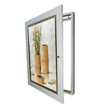 Tapa contador cuadro de luz Moldura c/cuelga llaves 1 puerta,m/ext 56x43x5'7 cm.