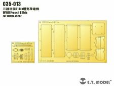 ET Model C35013 1/35 French B1 bis Detail Up Set for Tamiya 35282