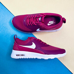 Nike Air Max Thea Womens Trainers Shoes Pink UK 4.5 EUR 38 US 7 599409 605