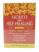Secrets of Self-Healing by Dr. Maoshing Ni 2009 Hardcover Exclusive Edition
