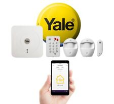 New Yale SR-320 Smart Home Alarm System and Smartphone Control