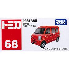 Takara Tomy Tomica #68 Suzuki Every Post Van 1/57 Diecast Toy Car JAPAN FS