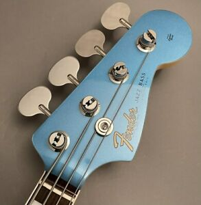 Fender 2021 Collection Made In Japan Traditional Ii Late 60S Jazz Bass -Lake