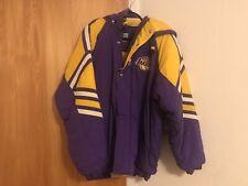New listing Vintage Lakers Starter Jacket Large Parka Style Warm