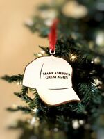 Yuuge! Donald Trump Make America Great Again ornament. It's  Yuuuge! MAGA HAT
