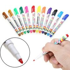 Whiteboard Markers Pens White Board Dry-Erase Marker 12 Colors Set Fine Size