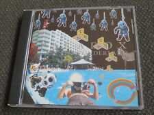 Paradox. Games in Wonderland. Great Danish Westcoast pop CD 1992.