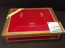 GILBERTO OLIVA - RESERVA - WOOD CIGAR BOX  guitar, purse, coins