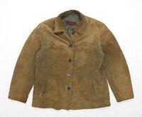 Maddox Mens Size L Beige Jacket