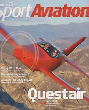 EAA Sport Aviation (Mar. 2014) (Questair, AB Aircraft Safety, Jerrie Mock)