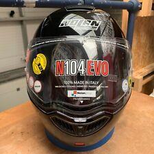 Nolan N104 Evo Nero 003 Moto Casco - Xxs (A47)