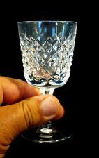 Beautiful Waterford Crystal Alana Port Glass