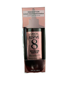 L'OREAL ELVIVE 8 SECOND WONDER WATER - 6.8 FL. OZ. FREE SHIPPING