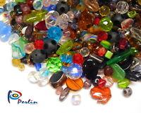 1kg Glasperlen Gemischte Bunte Schmuckherstellung Crytal Perlen Mix V1#1kg