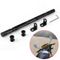 Universal Motorcycle Adjustable Balance Cross Bar Handlebar Strength Lever Bar