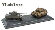 World of Tanks 1/72 Normandy Invasion M4A4 Sherman Firefly v German Tiger SCWT02