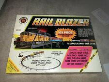 Bachmann Rail Blazer Train Set 49-95308 No. 477 HO