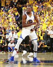 Kevin Durant FINALS PASSION Golden State Warriors 2017 Premium POSTER PRINT