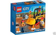 Minifiguras de LEGO City, ciudades