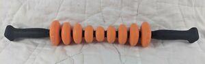 Trigger Point Performance STK Contour Flexible Massage Stick Orange Black
