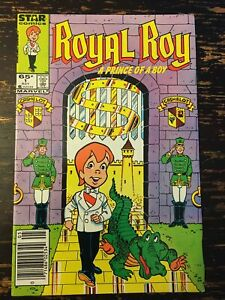 Royal Roy #1 (Star Comics, 1985) Free Combine Shipping