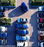 2007 Honda FIT Sales Brochure Book