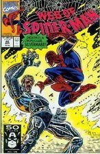Web of spider-man # 80 (états-unis, 1991)