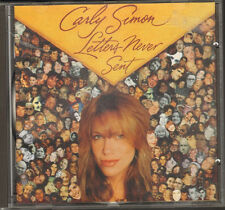 CARLY SIMON Letters Never Sent NEW CD 14 track 1994