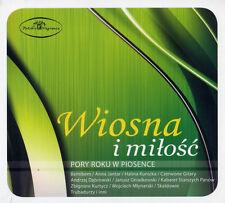 CD WIOSNA I MIŁOSĆ  * Tutinas  Pisarek  Młynarski  CG