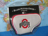 OHIO STATE UNIVERSITY OSU BLADE PUTTER COVER GOLF ***BRAND NEW & VHTF***