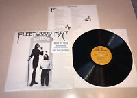 Fleetwood Mac S/T LP 1975 In Shrink W/Hype Sticker Textured Cover EX/VG+ MS2225