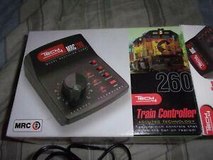 Tech 4 Train Controller MRC 260 Transformer for HO & ???