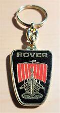 Rover Keyring - Mass Emblem 1 5/16x1 9/16in