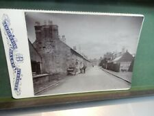 DALRY AYRSHIRE SUPERB ORIGINAL CABINET PHOTOGRAPH -ANDERSON A
