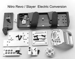 Traxxas Nitro Revo Slayer Electric Conversion
