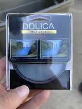 Dolica ND Filter Kit Mint Preowned Free Shipping 77mm