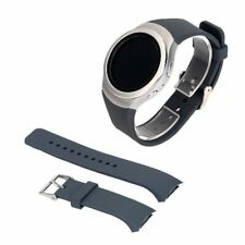 NEW Original SMALL GRAY Replacement Strap Band for Samsung Galaxy Gear S2 Watch