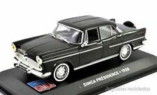 Simca Presidence 1958 1:43 Ixo Altaya Diecast maqueta coche