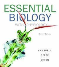 Essential Biology With Physiology   by Simon Campbell NEW Sealed In Plastic
