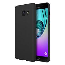 Samsung Galaxy A5 2017 Hülle,Karbonfaser Elastisch Schützendes Rückseiten-Case