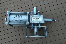 MORIN S-003U-S060 PNEUMATIC / HYDRAULIC ROTARY ACTUATOR