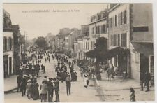 France postcard - Concarneau - La Descente de la Gare