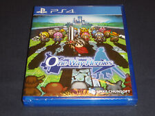 Limited Run Games #20 Mystery Chronicle One Way Heroics PS4 - BRAND NEW!