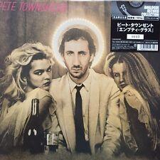 Pete Townshend     -   Empty Glass(HQ-180g Limited Edition Vinyl LP)