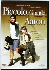 Dvd Piccolo, grande Aaron de Steven Soderbergh 1993 Nuevo