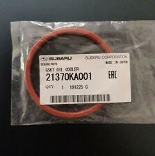 Genuine Oil Cooler Gasket O Ring 21370KA001 for Subaru Impreza Forester Liberty