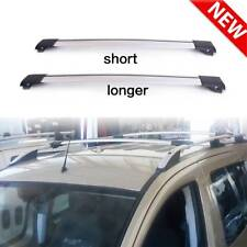 For Jeep Renegade 2014-2017 Adjustable Aluminum Car Roof Rack Cross Bar Carrier
