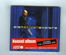 CD (NEW) ALAN STIVELL EXPLORE