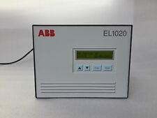 ABB EL1020 Series Continuous Gas Analyzers EL1020-IR